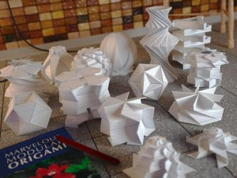 Origami by LuxXeon