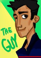 the guy by kinamoteng-kahoy