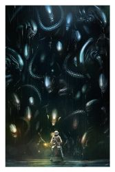 Alien Mass by AndyFairhurst