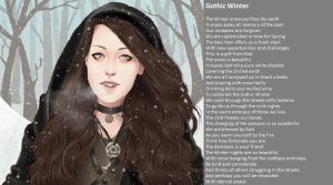 Gothic Winter by demonrobber