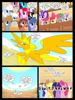 The Rightful Heir: Issue 3 - Page 012 by GatesMcCloud