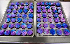 Cupcakes With a Twist by Alonewithmyself