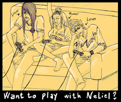 Bleach-Players by JeyHaily