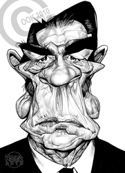 Tommy Lee Jones by RussCook