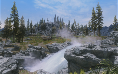 Skyrim Live Wallpaper V2 1920X1080 by djdavid333