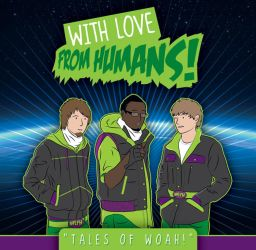 WithLoveFromHumans E.P Cover by 54NCH32