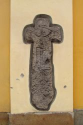 Penitential cross by Sirith