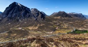 Sunny times in the highlands. by LordLJCornellPhotos