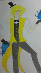 Bill Cipher by Mikal04-12