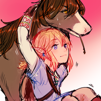 loz -- Swing by onisuu