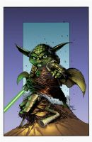 Yoda Colors by seanforney