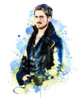 Captain Hook by Psychadeliachild