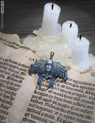 Priest class pendant from World of Warcraft by MonkeysToybox