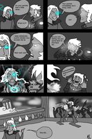 the beginning of time page 23 by TimeLordJikan