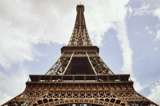 Eiffel Tower iii by Mxxm10