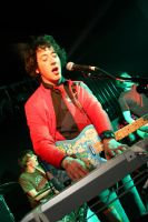 The Wombats by Ben-Lavers