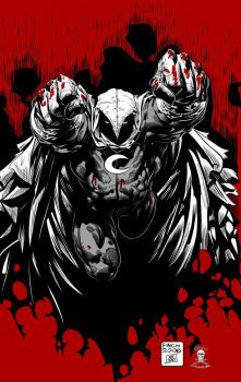Moon Knight by CDL113