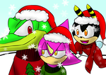 Request: Team Chaotix by Soshadilver
