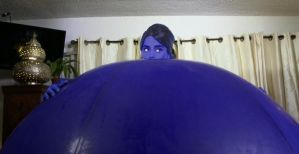 Filled With Blueberry Gloop by interrorgum