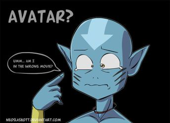 Avatar? by NeoSlashott