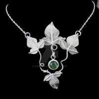 Fallen Leaves Pendant by camias