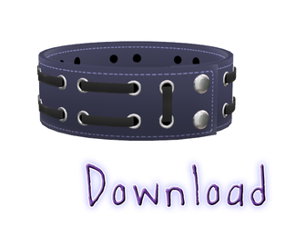 DOWNLOAD: Bracelet Style 2 by DisastrousBunny