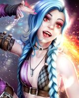 Jinx by Laurart88