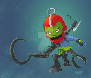LiL Trap Jaw by Chadfuller