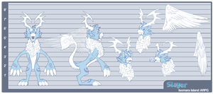 Slayer Reference Sheet by SlayersStronghold