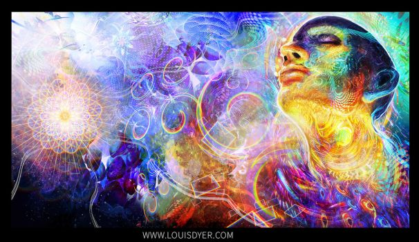 Infinite psychedelia by LouisDyer
