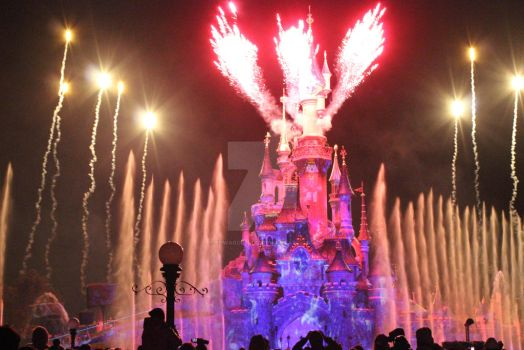 Spectacle Dreams Disneyland Paris by Edwardlefou