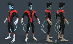Nightcrawler by patokali