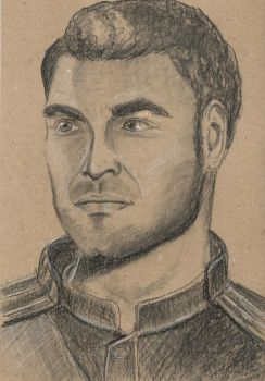 Kaidan Alenko by springs-art