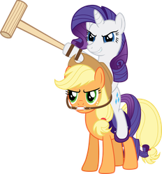 Onward, Steed, TO VICTORY by CrunchNugget