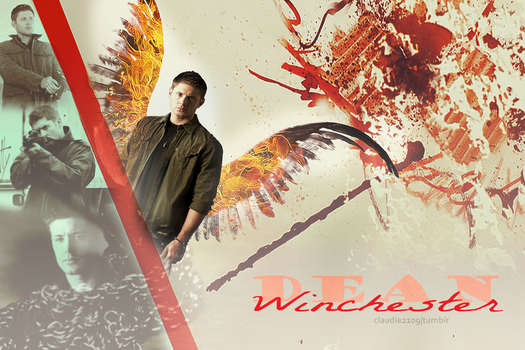 Dean Winchester by dia-m