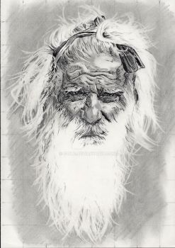 Old Guy 1 by Scile