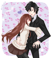 [MM] Jumin x MC by C-Chesle