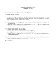 Topics in Math Practice Test by rodent347