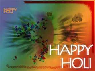 Happy Holi.... by pulsetemple