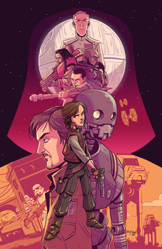 Rogue One by DerekLaufman