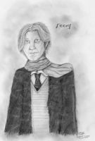 A portrait of Moony by Renza