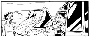Panel from 'Dealers' 32 by The-Real-NComics