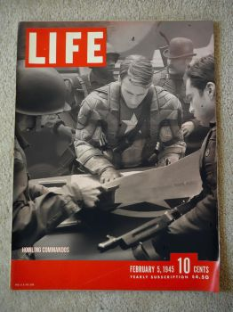 Life Magazine, February 5, 1945ca by nottonyharrison