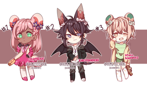 [CLOSED_SETPRICE] Flaurist Batch 8 by Himetochan