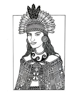 Incan Princess by plt25