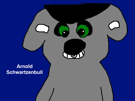 Arnold Schwartzenbull from The Learning Treehouse by MikeJEddyNSGamer89