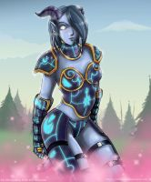 WoW: Aeiryn by Zirconia