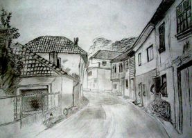the street by speedking47