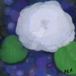 White Moonlight, Leaf Of Spring by ZeldaDairylover54