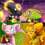 Connected Icons ~ by Jufnaty
